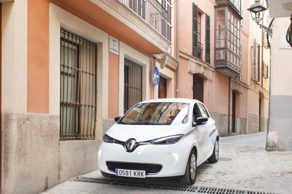Carsharing en Mallorca Muvon Palma