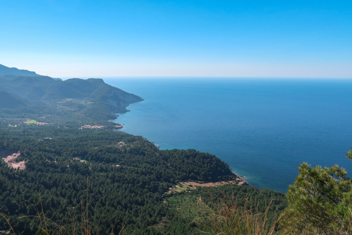 Ruta con Muvon por la Serra de Tramuntana - Mirador de George Sand