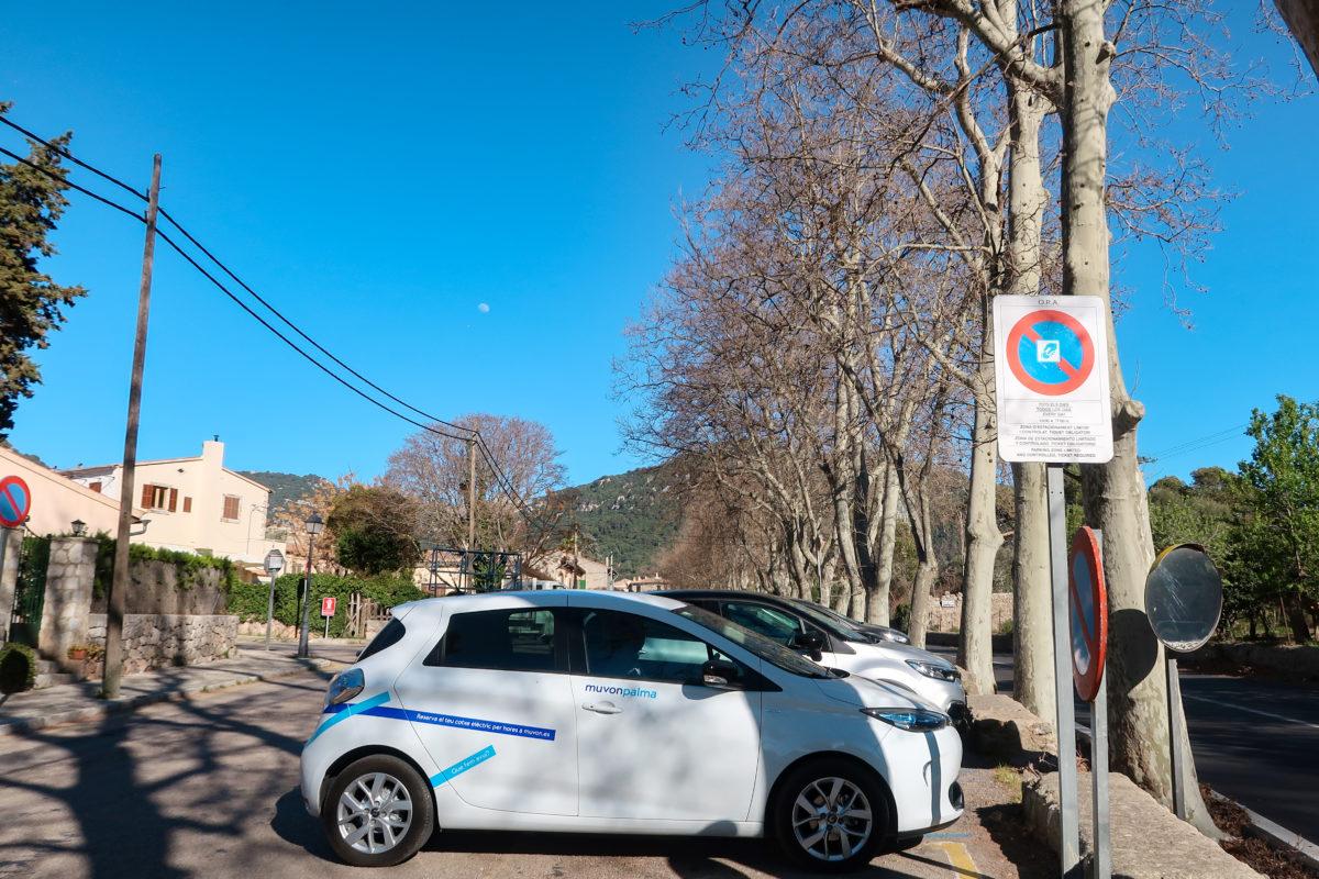 Ruta con Muvon por la Serra de Tramuntana - Valldemossa