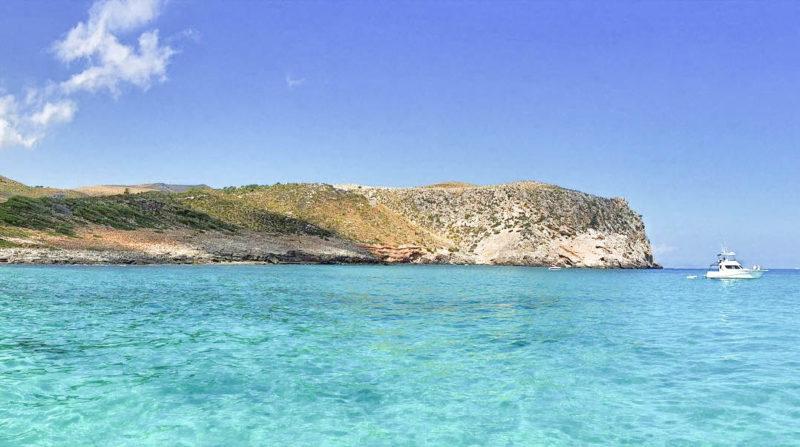 Cala S'Arenalet d'Aubarca - Calas en Mallorca que parecen una piscina