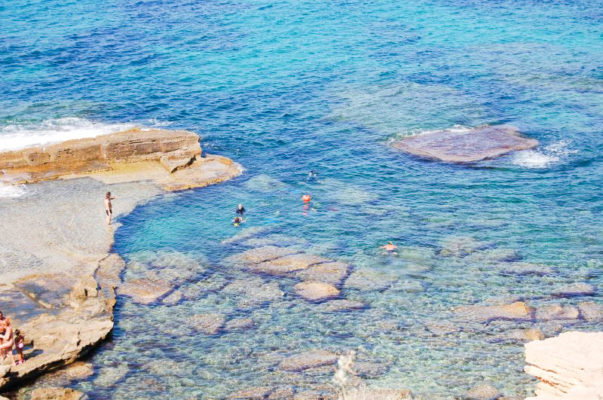 Delta - Calas en Mallorca que parecen una piscina