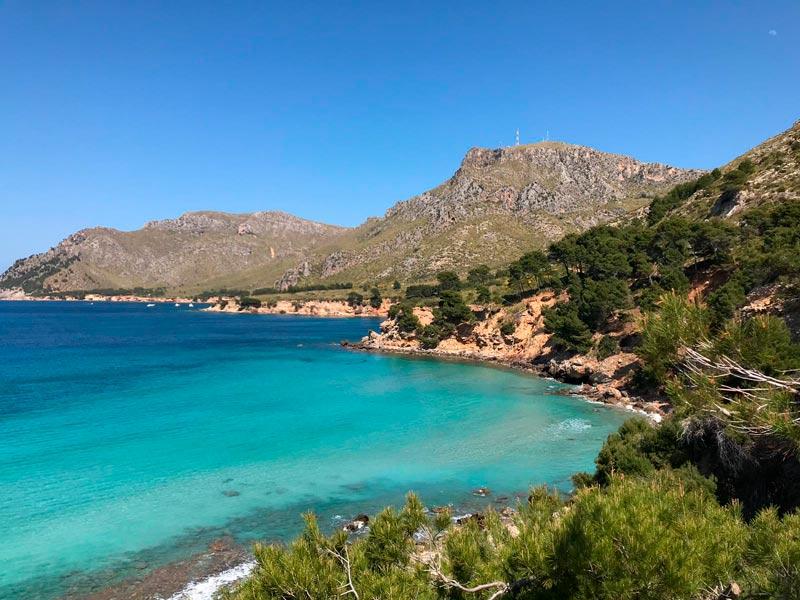 Cala Na Clara - Calas en Mallorca que parecen una piscina