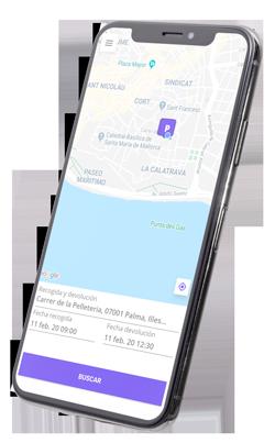 Descarga la app en tu dispositivo Android o iOS