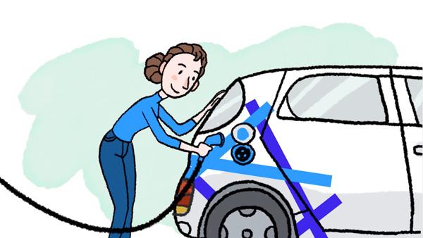 Cómo cargar el coche