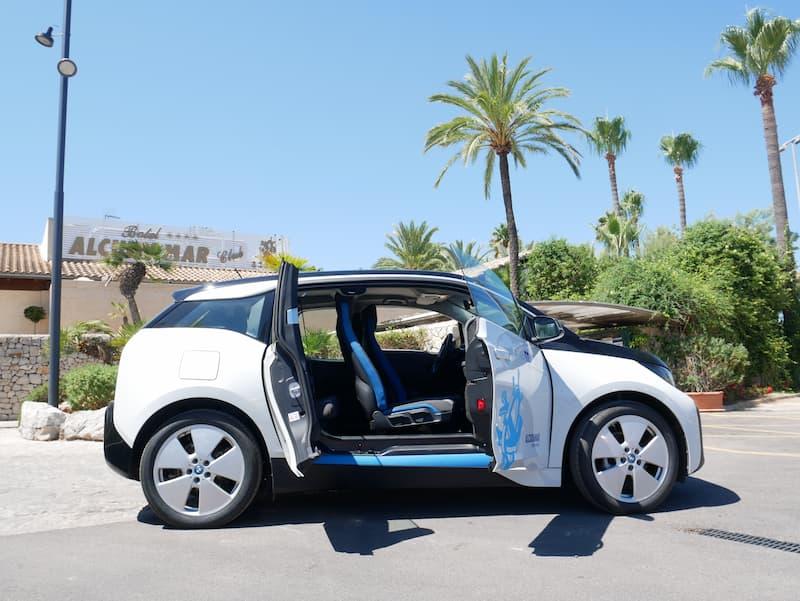Alquiler de coches por horas en Mallorca - Muvon Carsharing